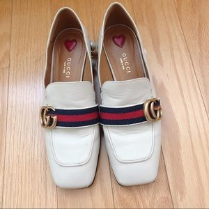 Gucci Pearl Loafer